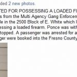 Mirella Ponce - Facebook Post by Fresno PD