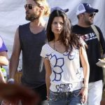 Natassia Malthe With Her Ex-Boyfriend Jared Leto
