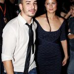 Natassia Malthe With Her Ex-Boyfriend Junior Lima
