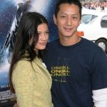 Natassia Malthe With Her Ex-Boyfriend Will Yun Lee