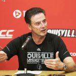Rick Pitino Louisville Coach
