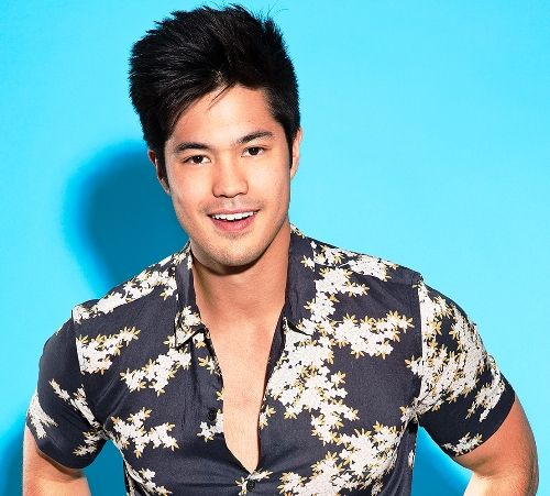 Ross Butler profile