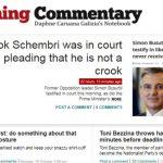 Running Commentary Blog