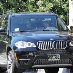 Selena Gomez - BMW X5