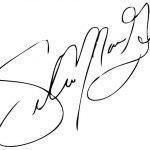 Selena Gomez signature