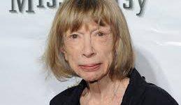 Joan Didion profile