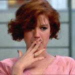 molly-ringwald smoking