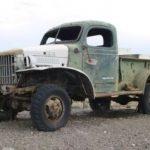 Manson's Truck