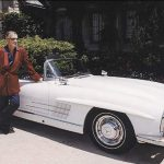 1959 Mercedes Benz 300SL Convertible