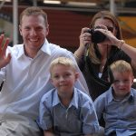 Roy Halladay children