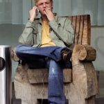 Nick Carter Smoking