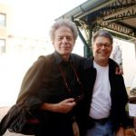 Al Franken with his brother
