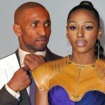 Alexandra Burke with Jermaine Defoe