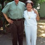 Bill Clinton WIth His Mother Virginia Clinton Kelley