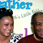 Bill Cosby With His Daughter Erika Cosby