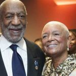 Bill Cosby With His Wife Camille Cosby