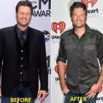 Blake Shelton transformation