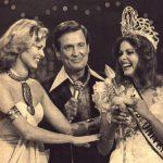 Bob Barker Hosting Miss Universe Show
