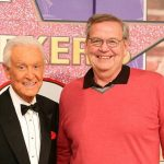 Bob Barker With His Brother Kent Valandra(Right)