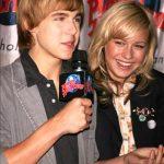 Brie Larson With Her Ex-Boyfriend Cody Linley