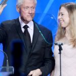 Clinton Honored At Glaad Awards