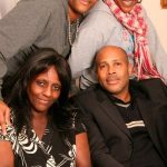 Alexandra Father David, Mother Mellisa, Brother Travoir & sister Sheneice