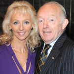 Debbie McGee with her husband Paul Daniels
