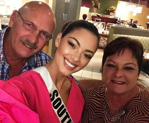 Demi Leigh Nel Peters Age >> Demi-Leigh Nel-Peters (Miss Universe 2017) Height, Weight, Age, Family, Biography & More ...