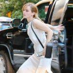Emma Watson - Cadillac Escalade
