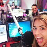 Gemma Atkinson - Radio DJ