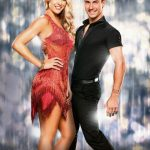 Gemma Atkinson and Alexandra Burke dance partner Gorka