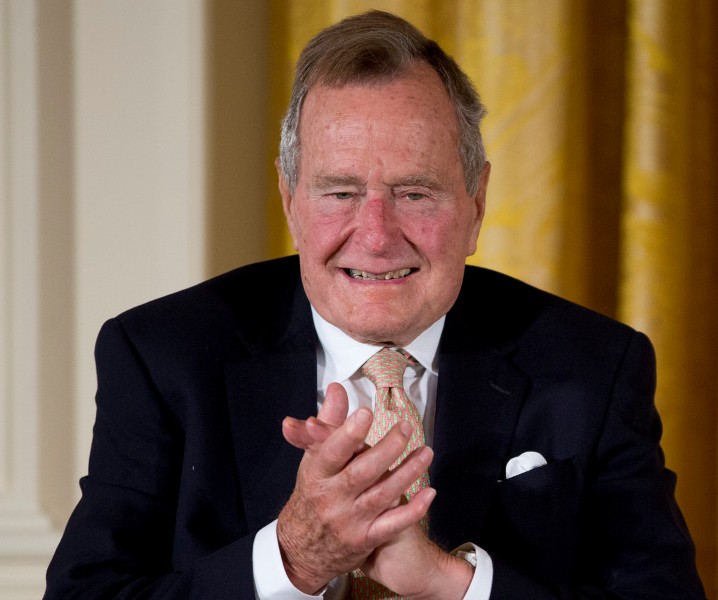 George H W Bush Senior Age Death Wife Family Biography More