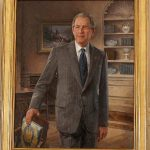 George W Bush White House Portrait
