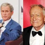 Hugh Hefner And George Bush Are Cousins
