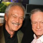 Hugh Hefner With Brother Keith Hefner