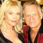Hugh Hefner With His Ex-Girlfriend Lillian Müller