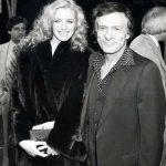 Hugh Hefner With His Ex-Girlfriend Shannon Tweed