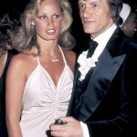 Hugh Hefner With His Ex-Girlfriend Sondra Theodore