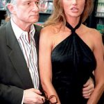 Hugh Hefner With His Ex-Wife Kimberley Conrad