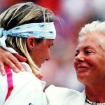 Jana Novotna Crying During the 1993 Wimbledon Final