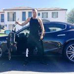 Jeremy Meeks - Maserati