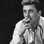 Kirk Douglas Smoking