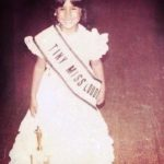 Leeann Tweeden childhood photo