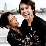 Liza Koshy with her boyfriend David Dobrik