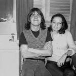Malcolm Young and Linda Young