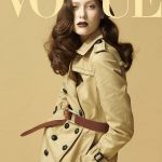 Maria Poonlertlarp Vogue shoot