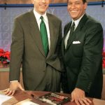 Matt Lauer With Bryant Gumbel