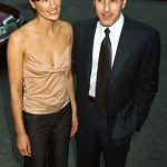 Matt Lauer With His Wife Annette Roque
