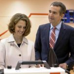 Ralph Northam With His Wife Pam Northam