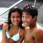 Ryan Higa with his girlfriend